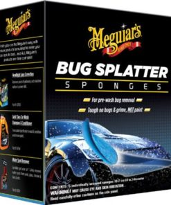 G0200 - Bug Splatter Car Sponge