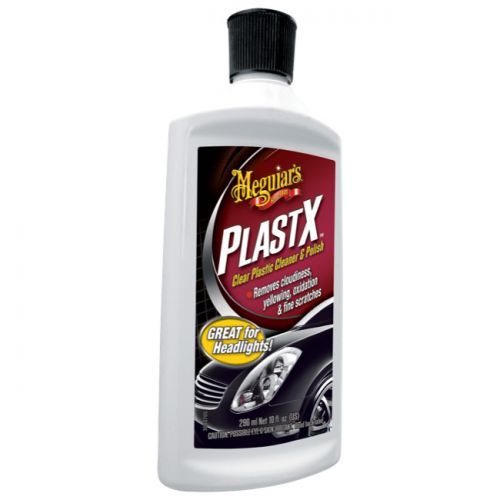 G12310 - PlastX Clear Plastic Cleaner and Polish