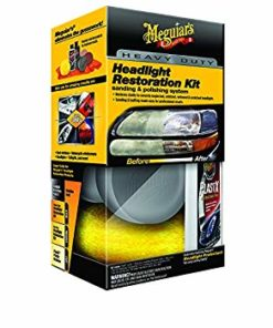 G3000 - Headlight Restoration Kit