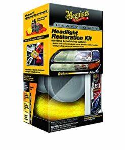 G3000 - Headlight Restoration Kit