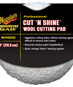 W4000 - Cut N Shine Wool Pad
