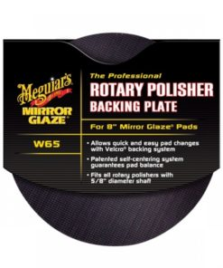 W65 - Rotary Backing Plate For Soft Buff Foam Pads